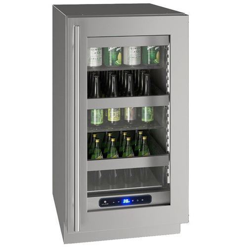 "Gallery - Hre518 18"" Refrigerator With Stainless Frame Finish (115 V/60 Hz Volts /60 Hz Hz)"
