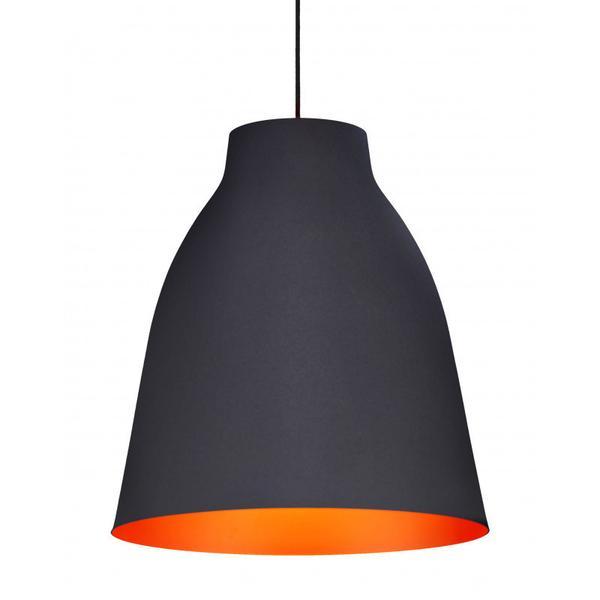 Bronze Ceiling Lamp Matte Black