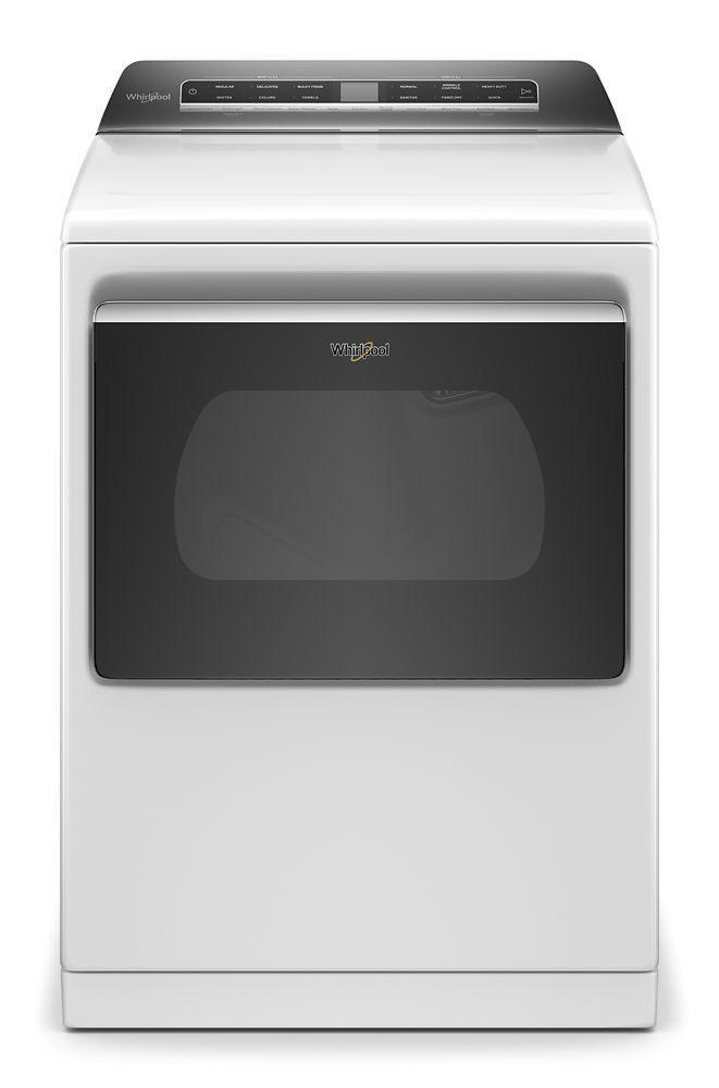 Whirlpool7.4 Cu. Ft. Top Load Electric Dryer With Advanced Moisture Sensing