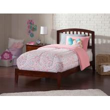 View Product - Richmond Twin XL Bed in Walnut