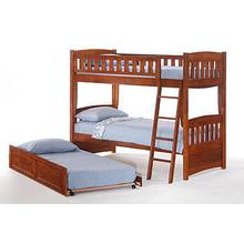 Product Image - Cinnamon Trundle Bed