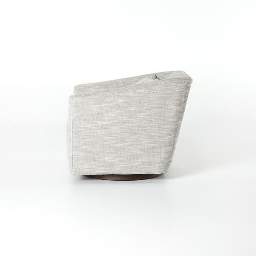 Monterry Pebble Cover York Swivel Chair