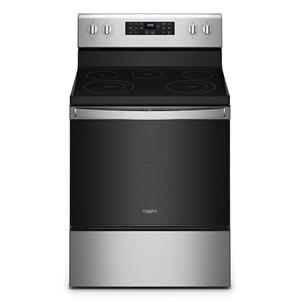 Whirlpool5.3 Cu. Ft. Whirlpool® Electric 5-in-1 Air Fry Oven