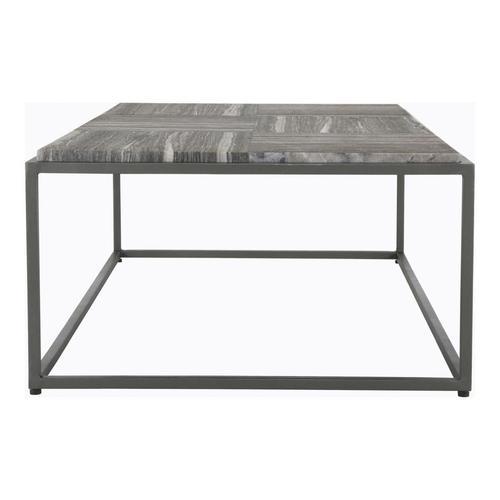 Winslow Rectangular Marble Coffee Table