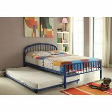 ACME Cailyn Trundle (Full) - 30468BU - Blue