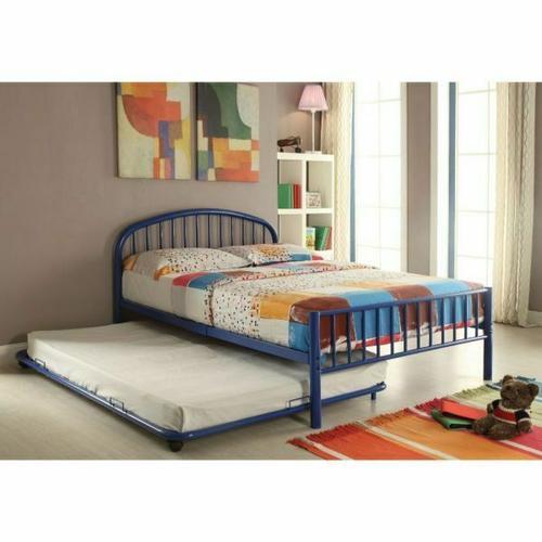 Acme Furniture Inc - ACME Cailyn Trundle (Full) - 30468BU - Blue
