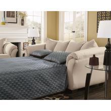 See Details - Darcy Full Sofa Sleeper - Stone