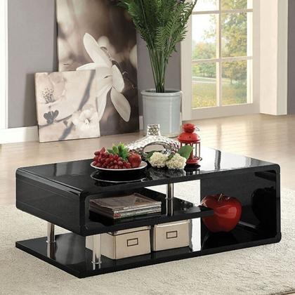 See Details - Ninove Coffee Table, Black