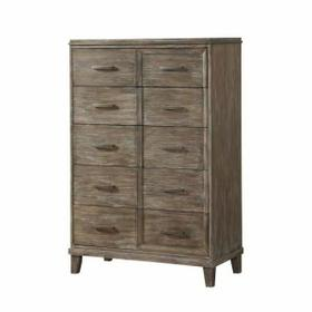 ACME Bayonne Chest - 23896 - Burnt Oak