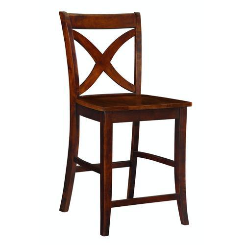 John Thomas Furniture - Salerno Stool