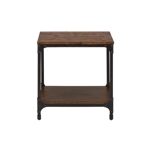 Urban Nature Square End Table