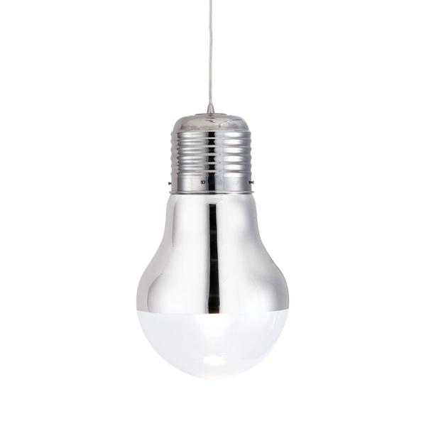 See Details - Gilese Ceiling Lamp Chrome