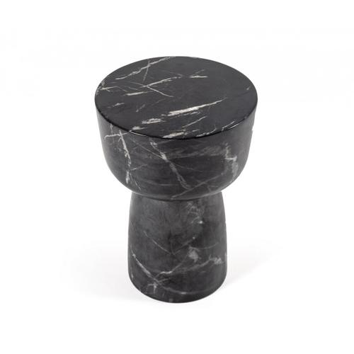 VIG Furniture - Modrest Mitch - Modern Faux Marble Small End Table