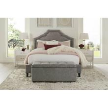 See Details - CASEY - SHIMMER Queen Bed 5/0