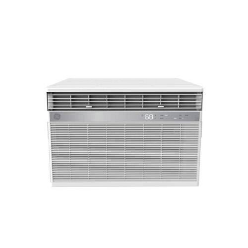 GE® ENERGY STAR® 18,000/17,800 BTU 230/208 Volt Smart Electronic Window Air Conditioner