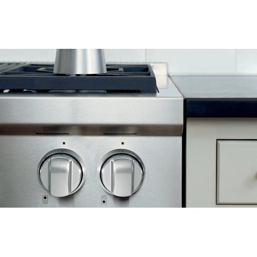 """Gallery - 36"""" Stainless Steel Knobs"""