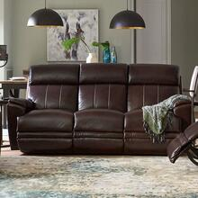 Talladega Reclining Sofa - Leather Match Construction
