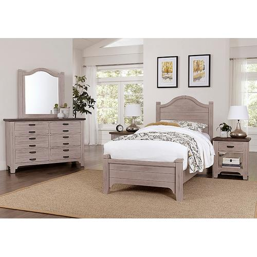 Arched Bed Twin & Full