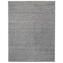 Heathered Wool Gray 2x3