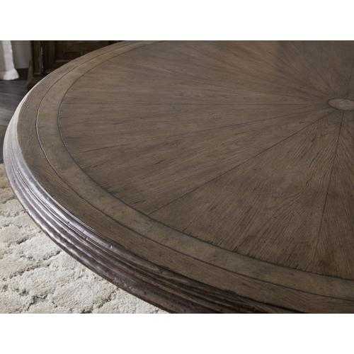 Hooker Furniture - Woodlands 72in Round Dining Table