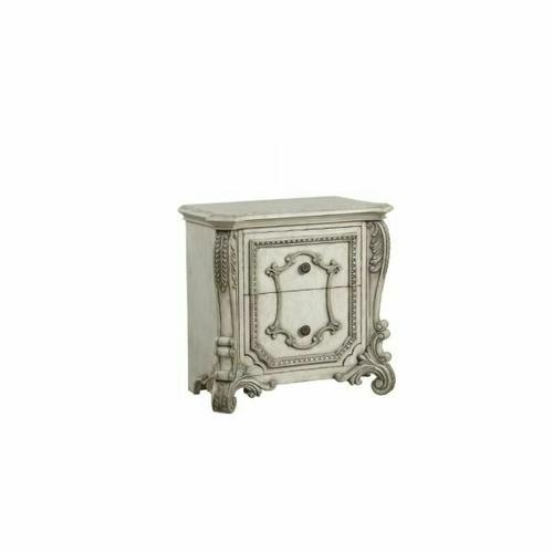 ACME Braylee Nightstand - 27183 - Antique White