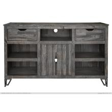 "70"" TV Stand w/ 2 Drawer, 2 Doors & 5 Shelves"