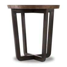 View Product - Living Room Parkcrest Round End Table