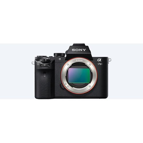 7 II E-mount Camera with Full Frame Sensor
