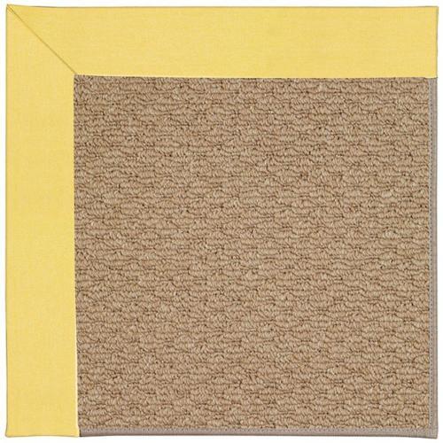 "Creative Concepts-Raffia Canvas Buttercup - Rectangle - 24"" x 36"""