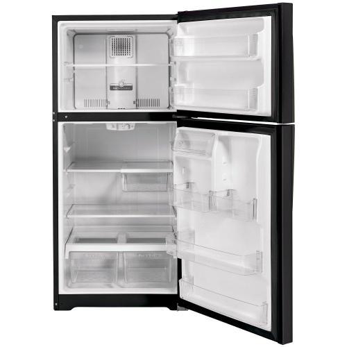 Product Image - GE® 21.9 Cu. Ft. Top-Freezer Refrigerator