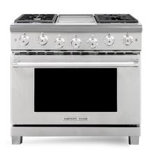 """See Details - 36"""" Cuisine Iconica Range"""