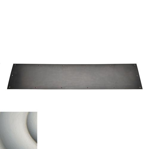 Satin Nickel Kick Plate