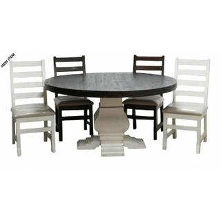 See Details - 5 Ft Round Table