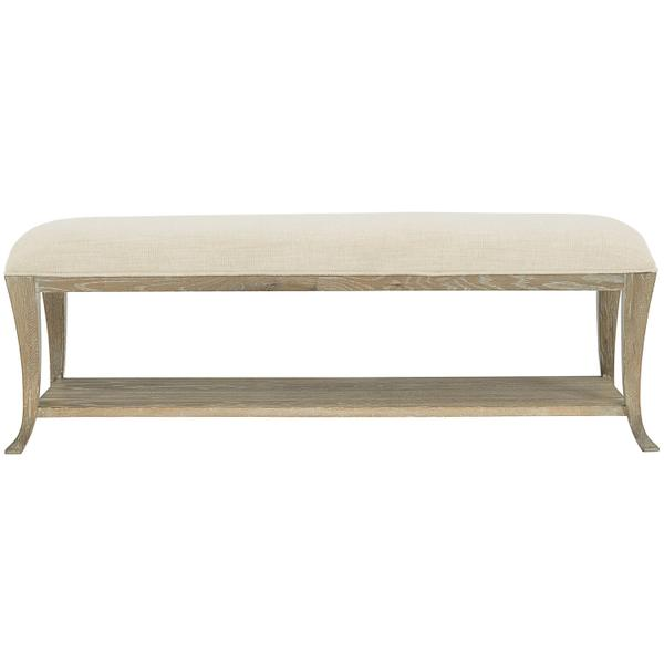 Rustic Patina Bench in Sand (387)