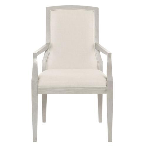 Bernhardt - Criteria Arm Chair in Heather Gray (363)