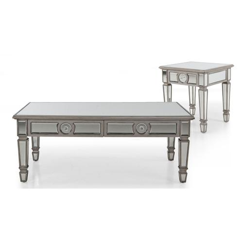 Gallery - Somma Mirror Coffee Table