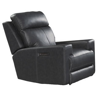 See Details - Solana Triple Power Recliner  Space Gray