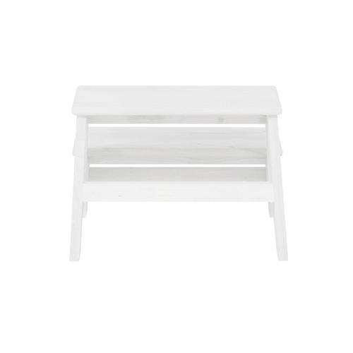 Masonboro Bed Step-white