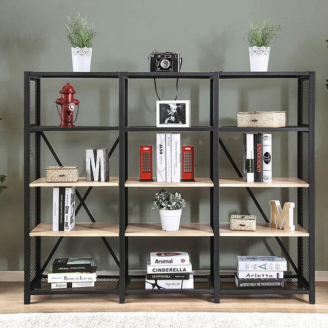 Segovia 4-Tier Shelf