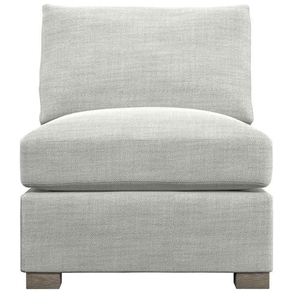 See Details - Kelsey Armless Chair in Portobello (789)