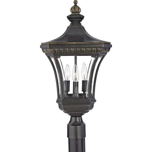 Quoizel - Devon Outdoor Lantern in Imperial Bronze