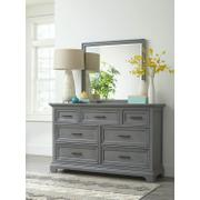 Mirror in Mineral Gray Product Image