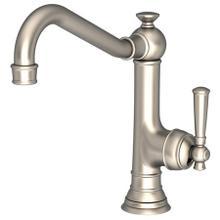 Antique Nickel Single Handle Kitchen Faucet