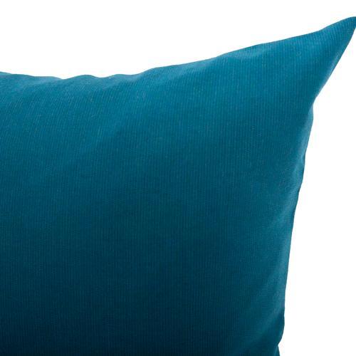 "20"" x 20"" Pillow Seascape Turquoise"