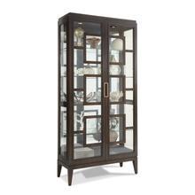 See Details - Rhodes Curio Cabinet