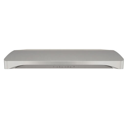 Broan® Elite 36-Inch Convertible Under-Cabinet Range Hood, Stainless Steel