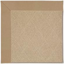 """View Product - Creative Concepts-Cane Wicker Canvas Camel - Rectangle - 24"""" x 36"""""""
