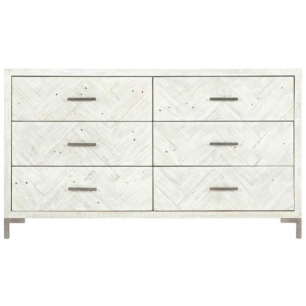 See Details - Macauley Dresser in Brushed White