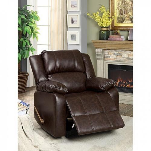 Furniture of America - Mclaughlin Recliner