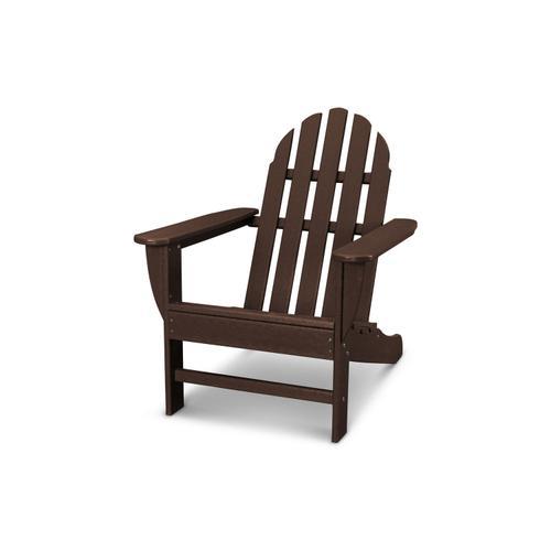 Mahogany Classic Adirondack Chair
